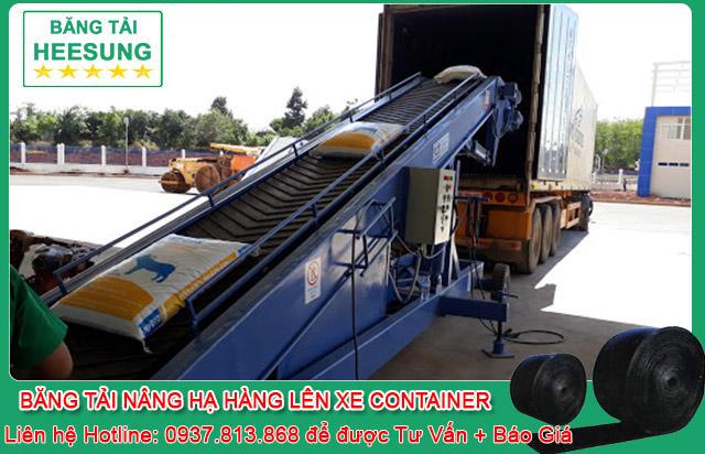 Băng tải nâng hạ hàng di động – Uy tín chất lượng – Tuổi thọ bên lâu